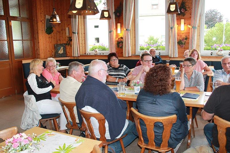 Sitzung zum Thema Perlenradweg SPD Selb