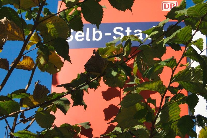 Bahnhof Selb